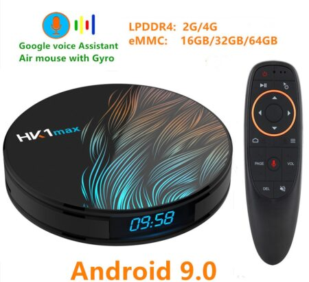 Mecool KM8 P Amlogic S912 Android 7 1 Smart TV Box ROM 1G